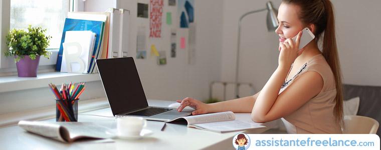 Les avantages d'une assistante indépendante freelance